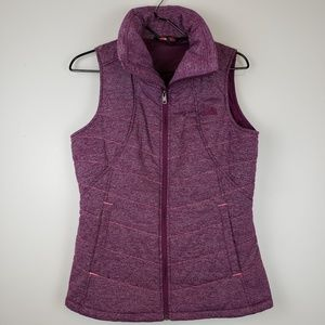 The North Face Pseudio Puffer Vest Women's Medium